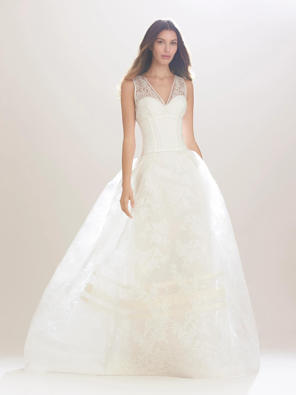 bridal fall october wedding dresses
