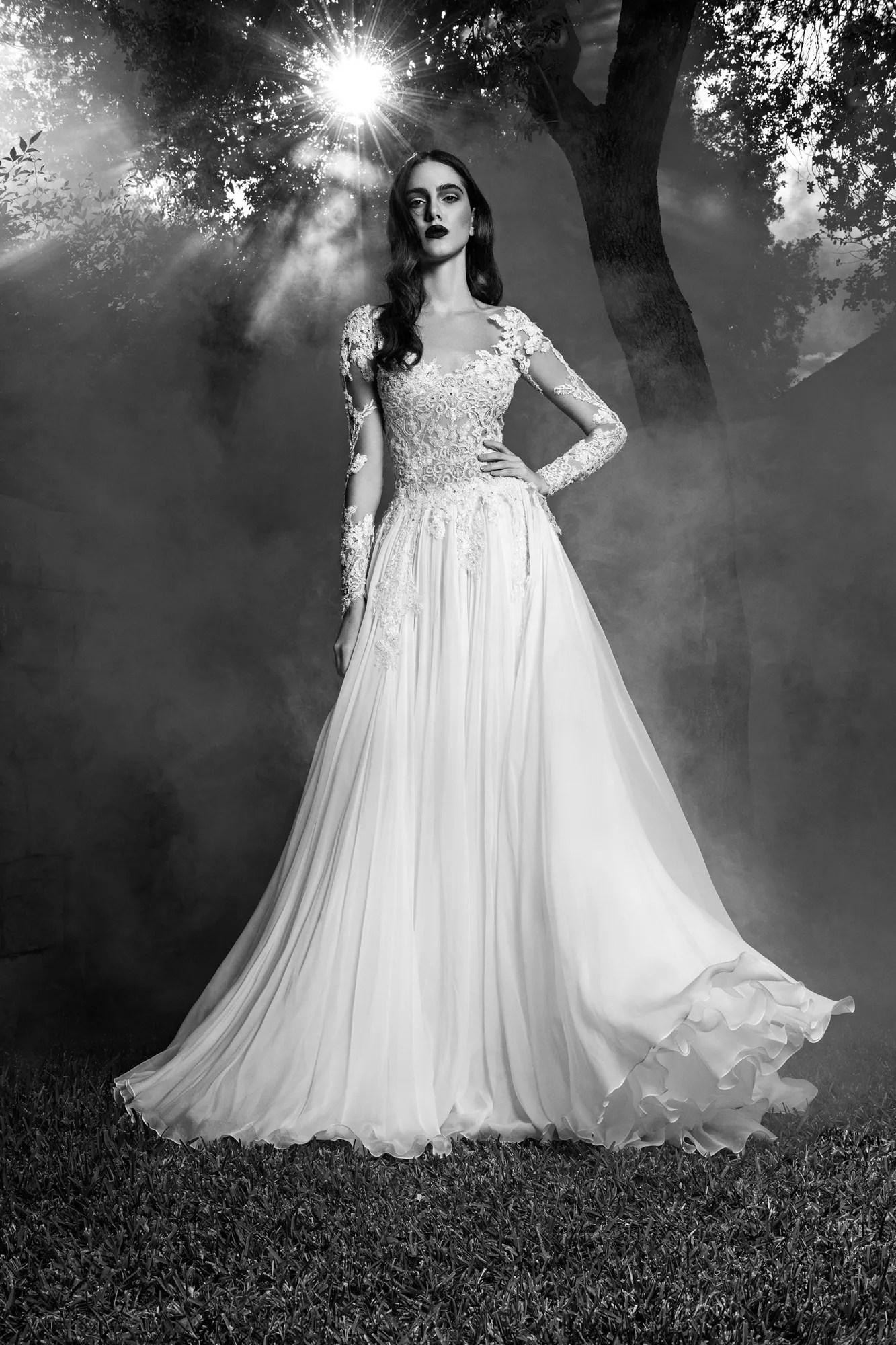 zuhair murad october wedding dresses
