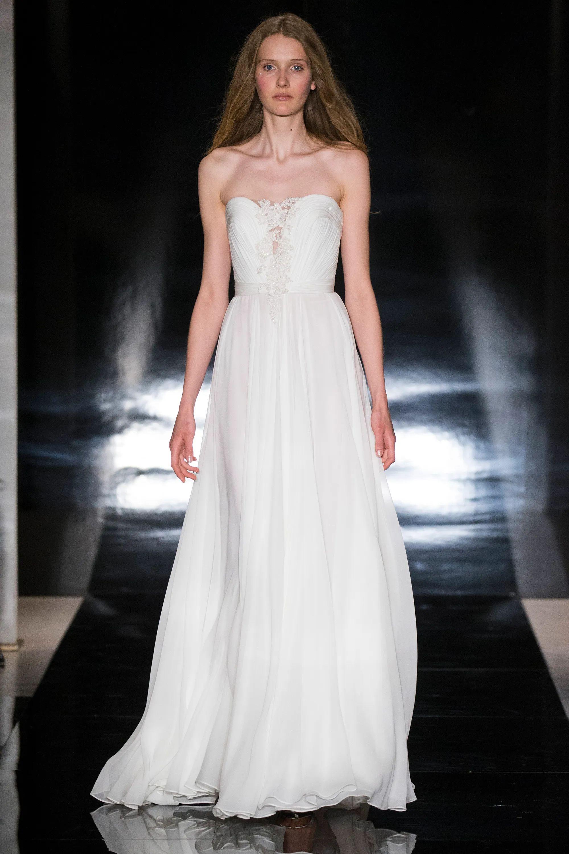 Reem acra bridal spring 2017 collection photos vogue