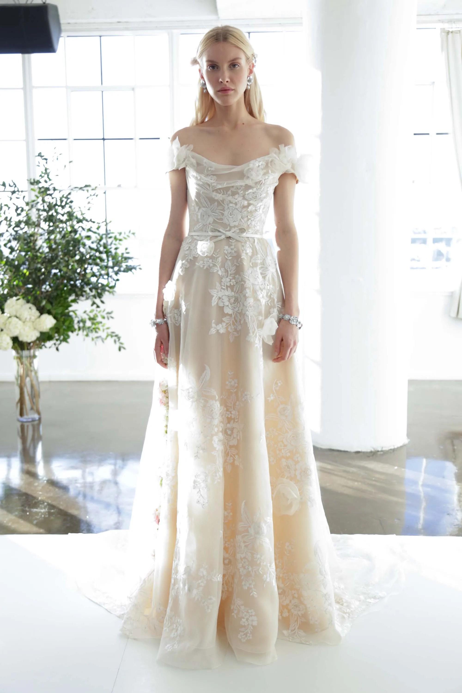 marchesa october wedding dresses