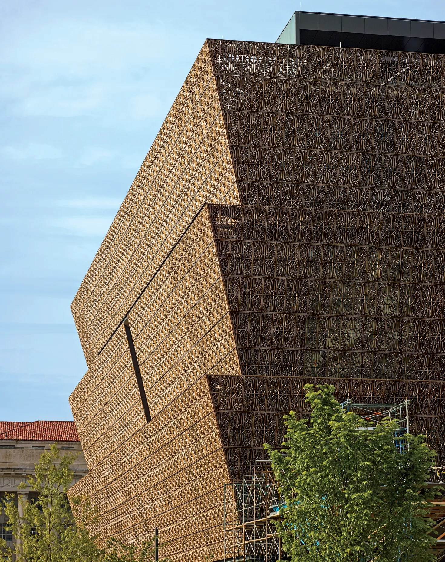 Arte Cafe Lane Cove Architect David Adjaye On The National Museum Of African American