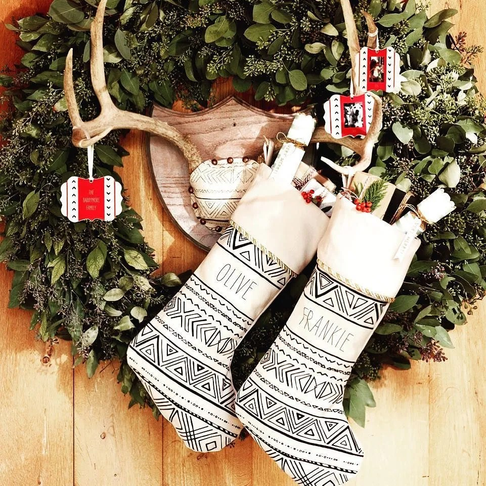 Around The World Decoration Ideas Interiors The Best Christmas Décor And Trees Vogue
