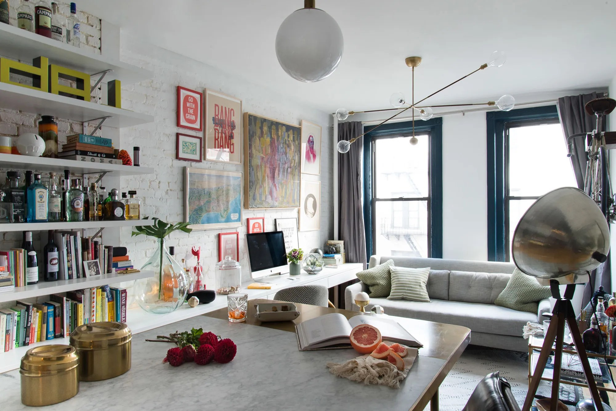 Design Rooms Online 8 Inspiring Small Rooms And Their Design Secrets Vogue