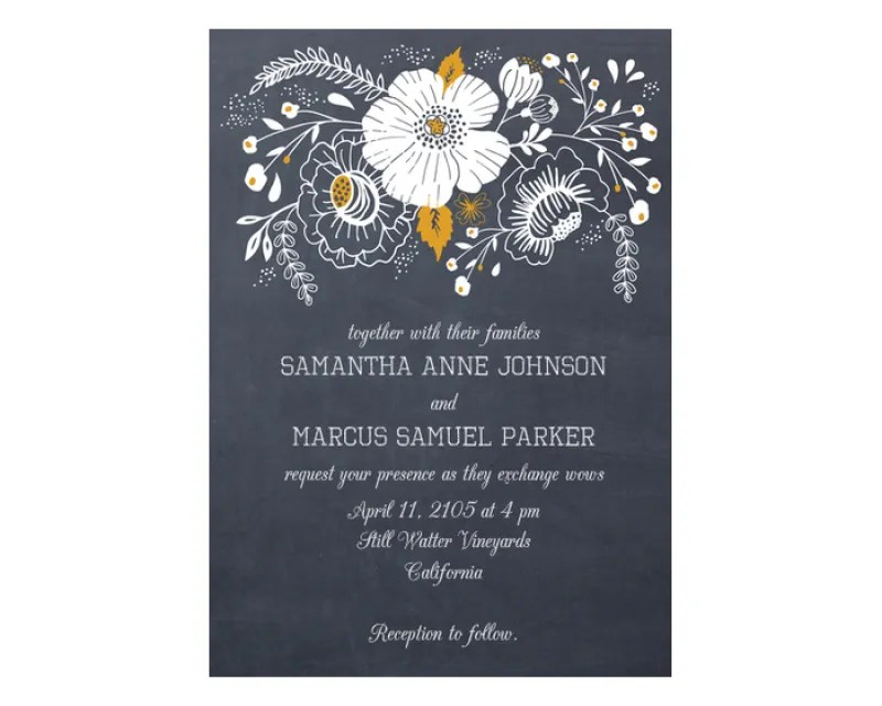 12 Online Wedding Invites That Make the Case for Going Paperless - Vogue