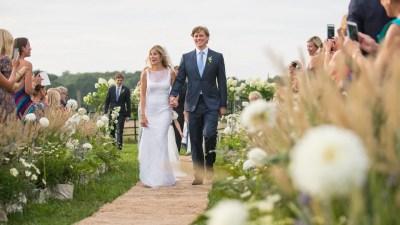 Eleonora Monacella and Alex Browne's Wedding on Shelter ...