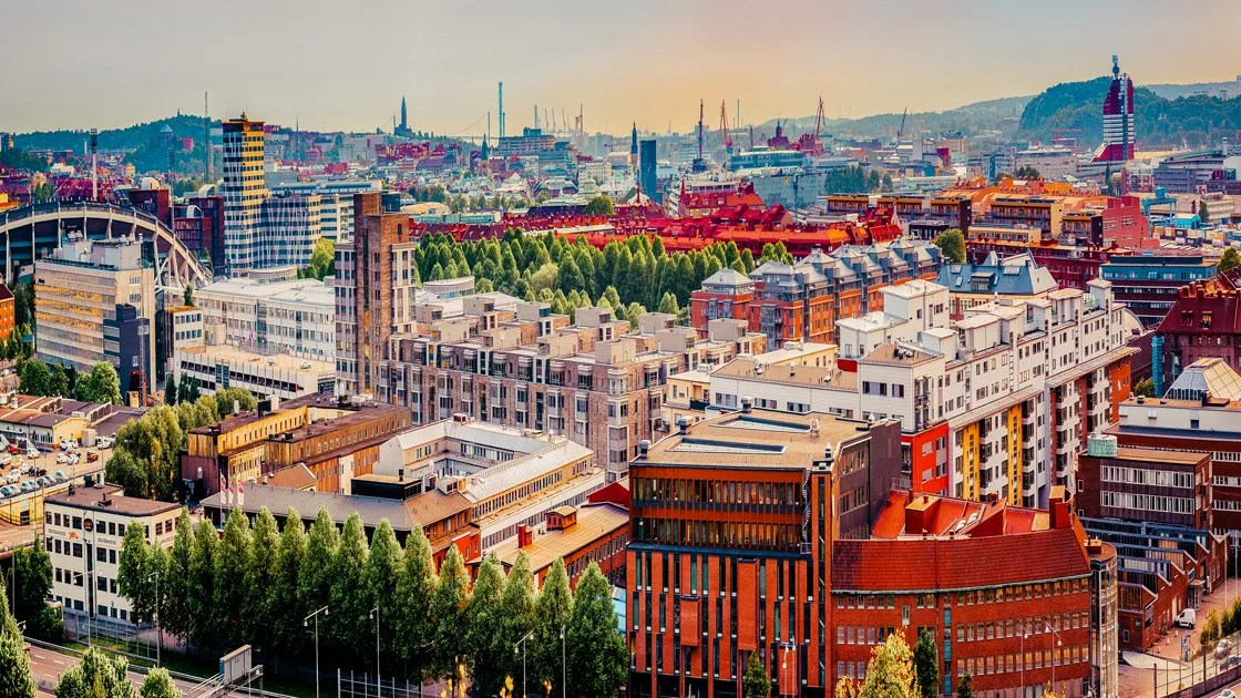 Architecture Wallpaper Fall A Travel Guide To Gothenburg Sweden Vogue