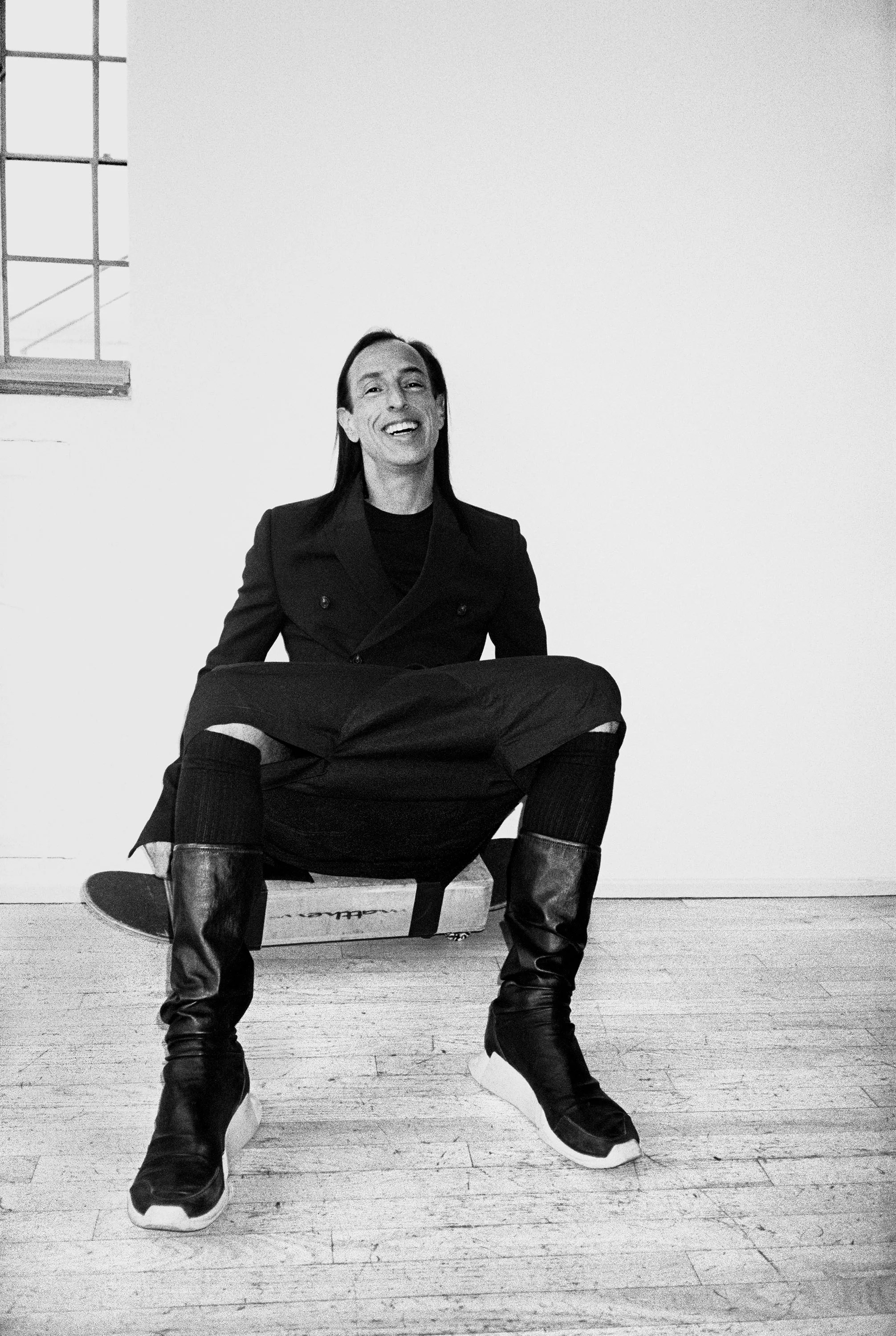 Adidas Wallpaper Iphone 6 Rick Owens On His Cfda Prize His American Heritage And