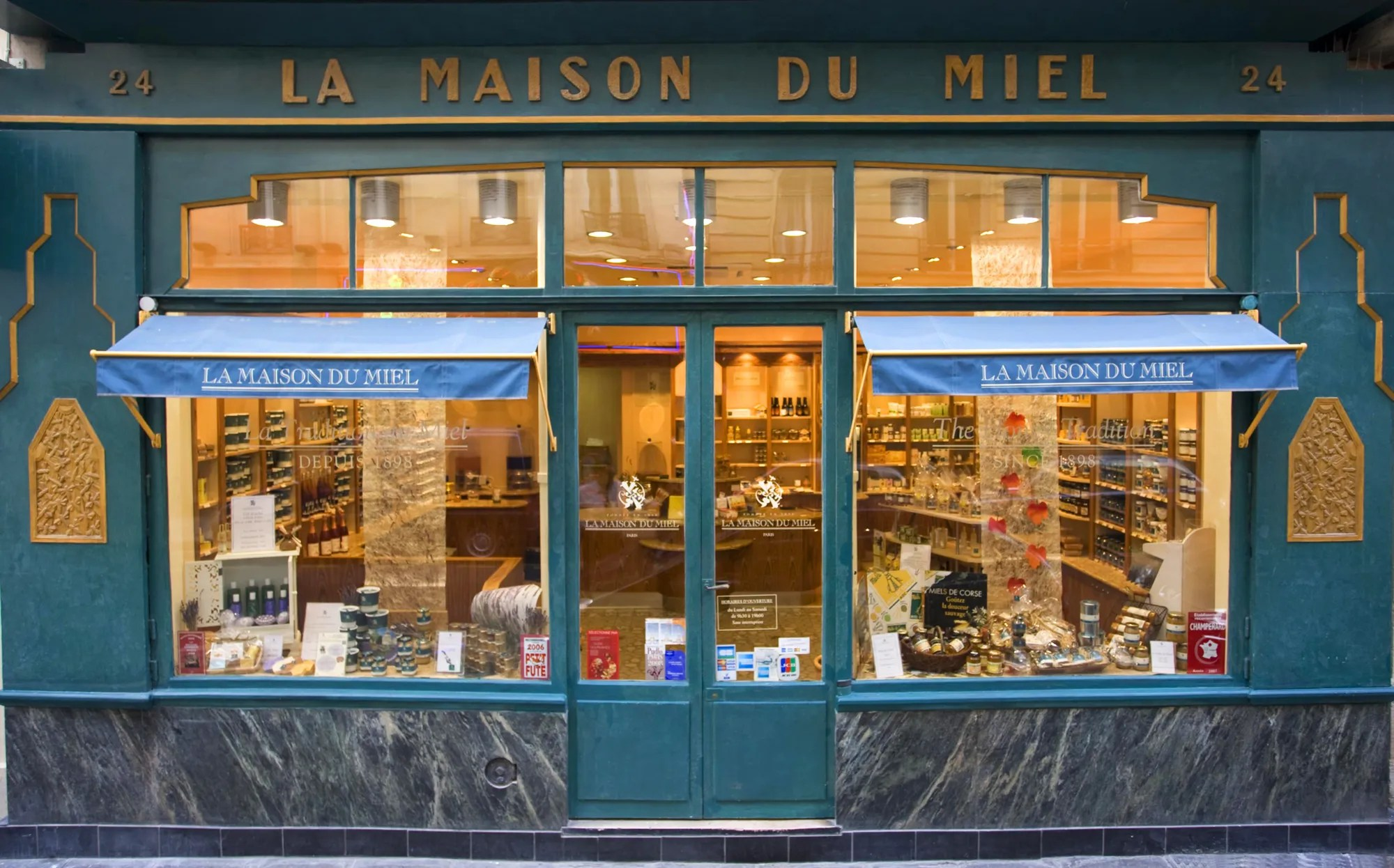 La Chambre Au Confiture Paris Choux Confitures And Caviar The Best Specialty Food Shops In