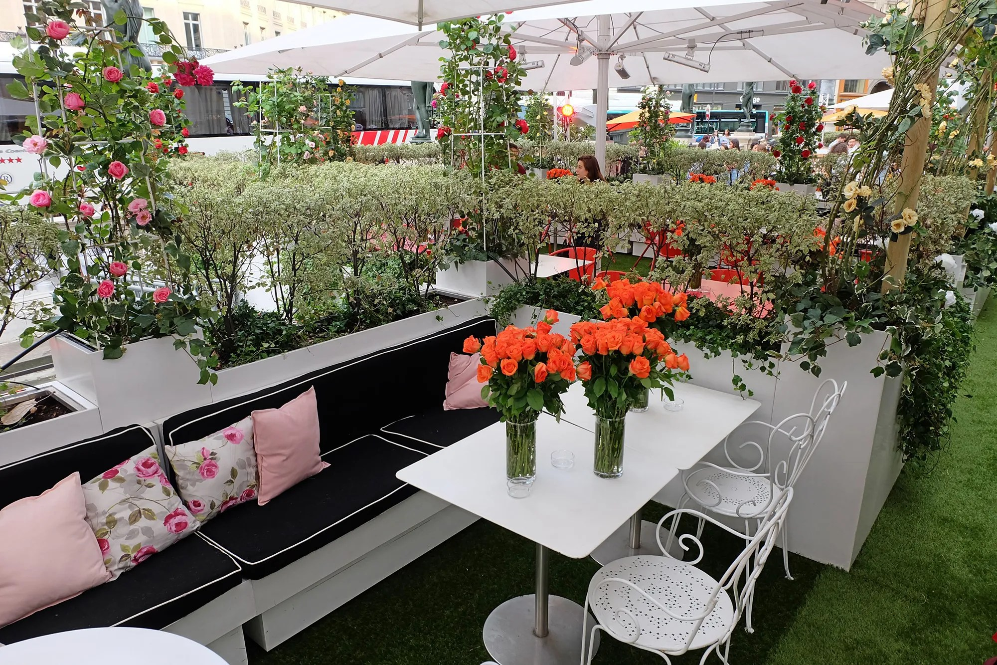Best Of Terrasse Paris The Best New Places For An Outdoor Apéritif In Paris Vogue