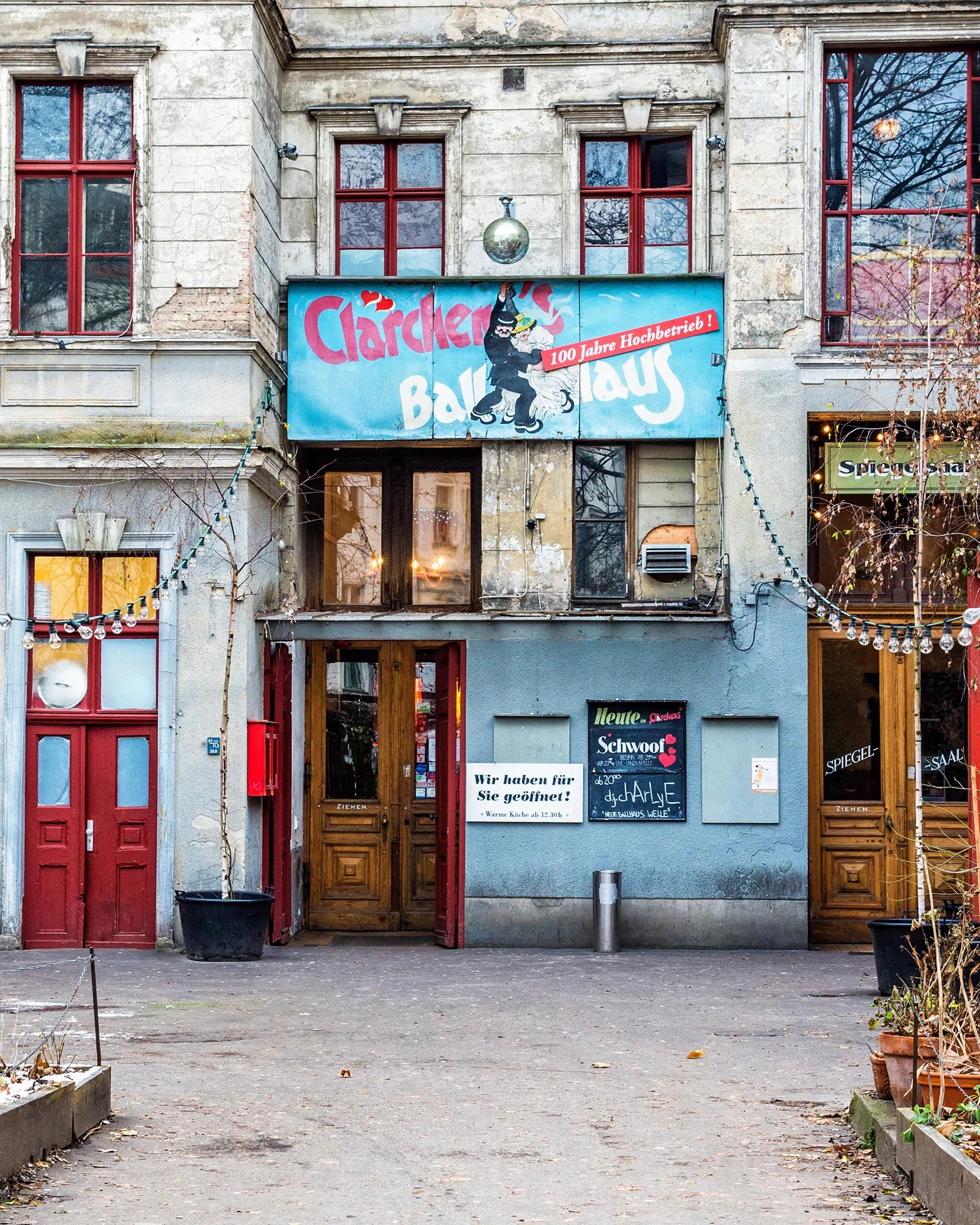 Ukrainische Küche Berlin From Burlesque To Bauhaus Here S Where To Find The Roaring 20s