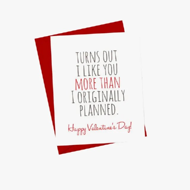 12 Non-Committal Valentine\u0027s Day Cards to Give When You\u0027re Not Quite