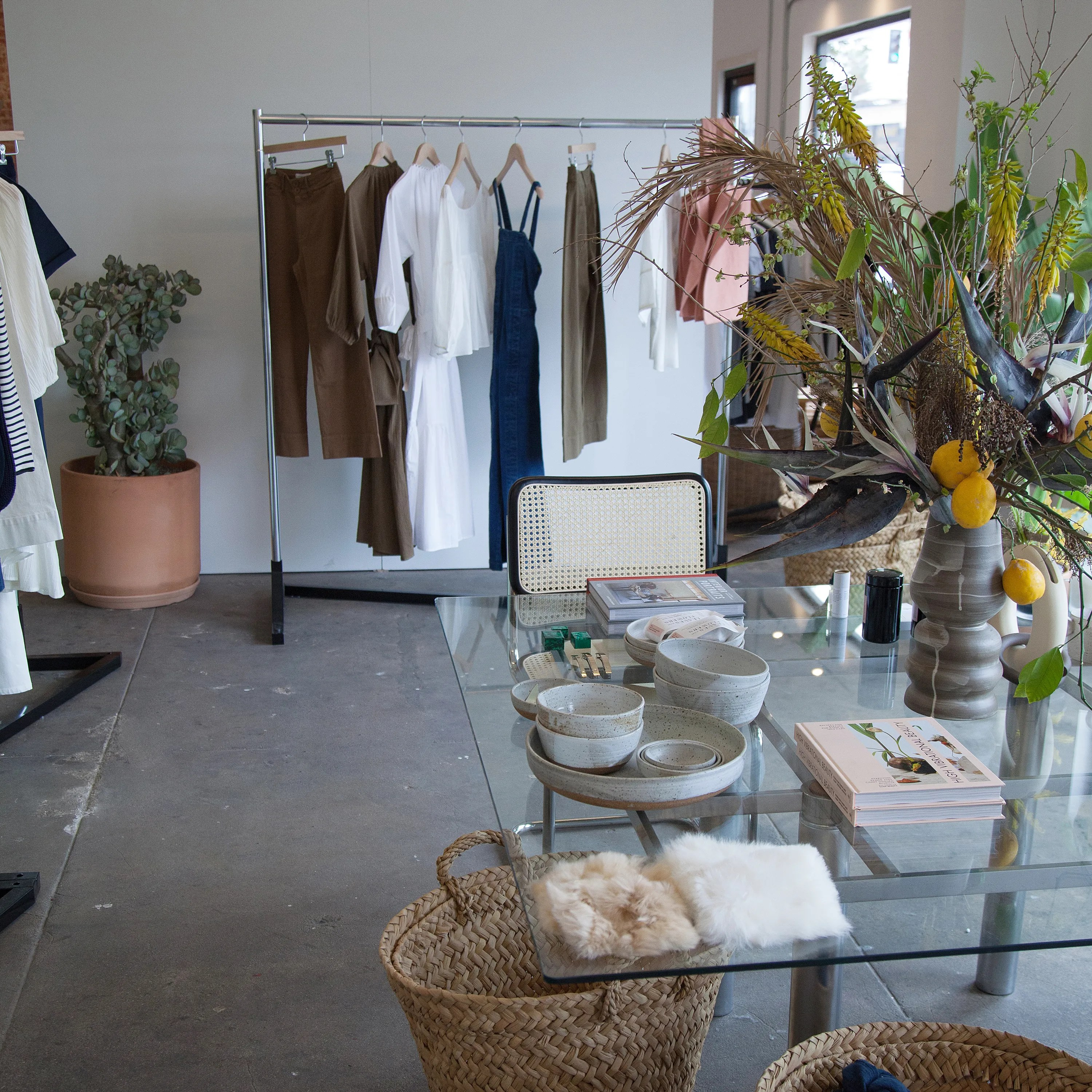 Apart Shop Apiece Apart Is Opening A Store In Venice And The Most Stylish