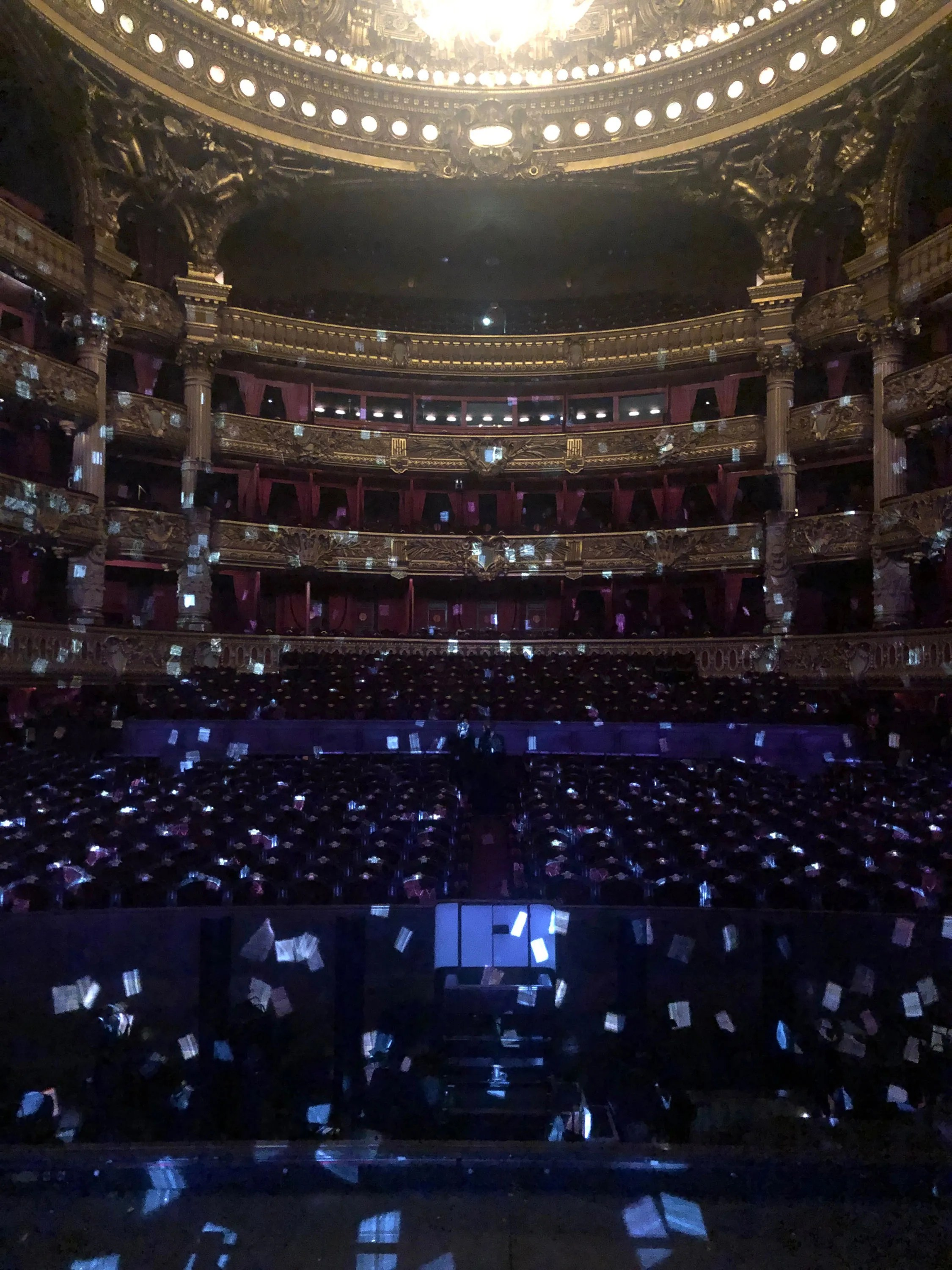 Arte Concert Opera De Paris The Paris Opera Celebrates 350 Years With A Glittering Gala Vogue