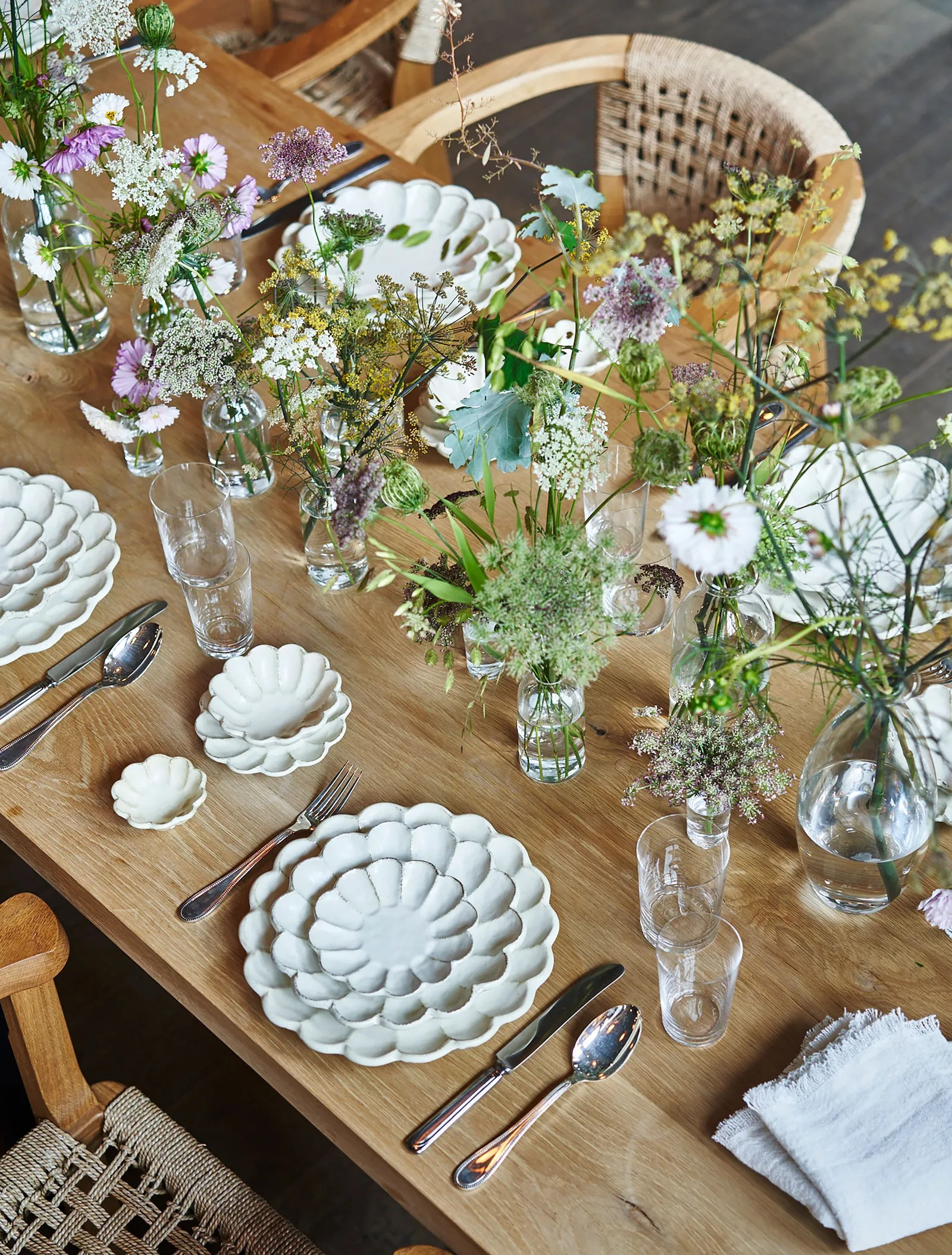 Labor Day Party Ideas Let These Stunning Table Settings Inspire Your End Of Summer Soirée Vogue