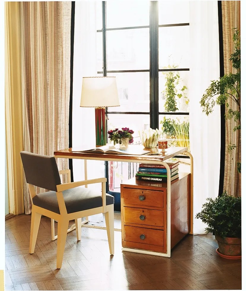 Home Office Setup 5 Ideas For Small Spaces Vogue