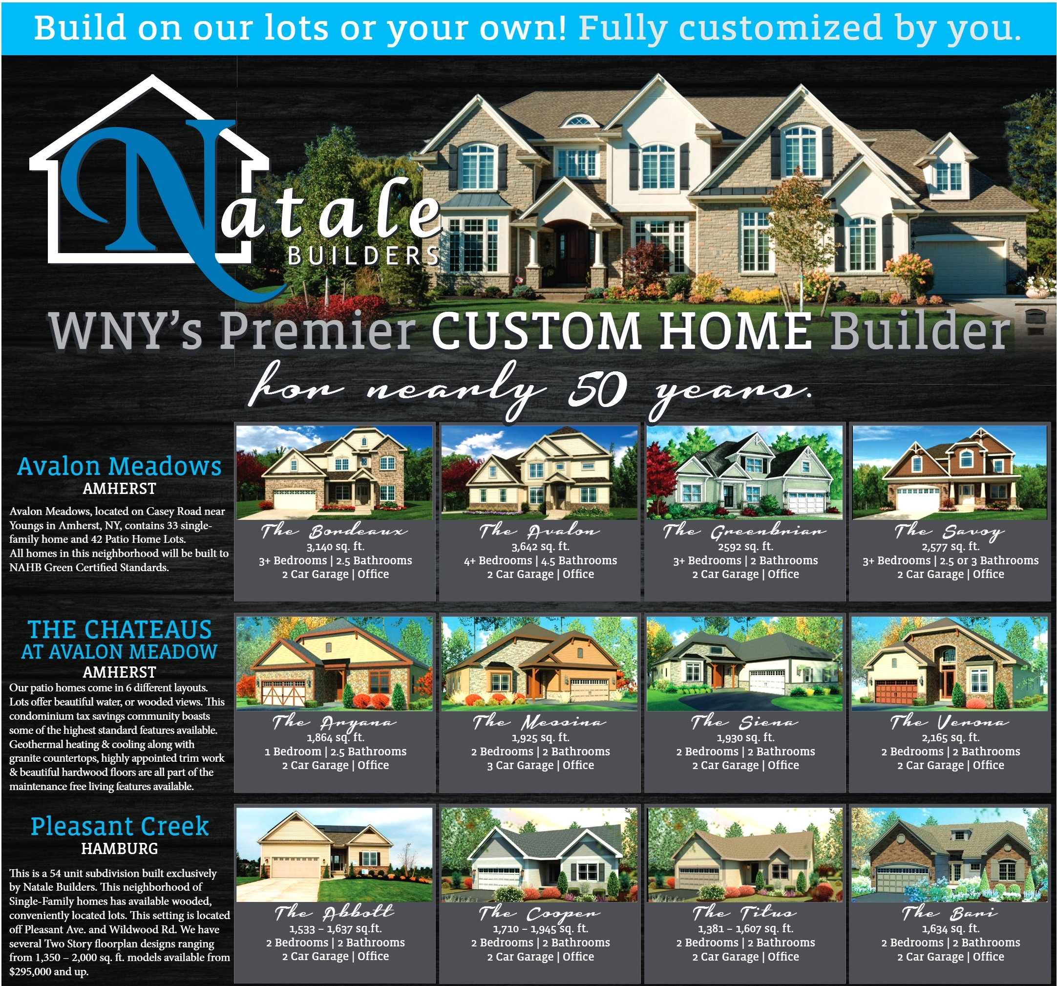Natale Real Estate Realtor Natale Builders
