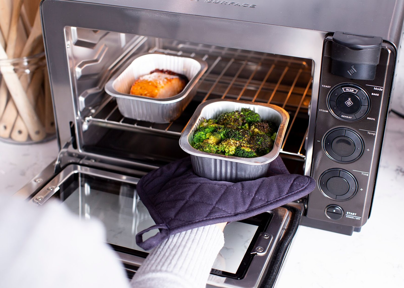 The Heat Is On How To Choose The Best Countertop Oven