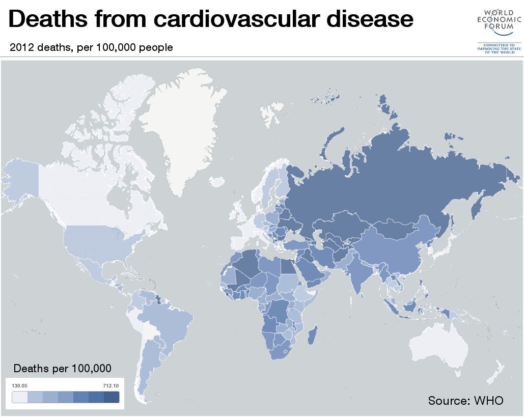 Prevalence Heart Disease Hypertension Causes Nearly 10m Deaths Annually So Why