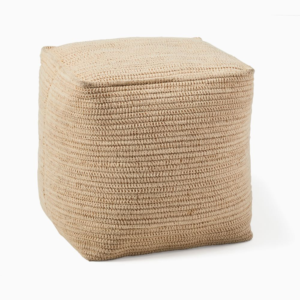 Dori Indoor Outdoor Pouf