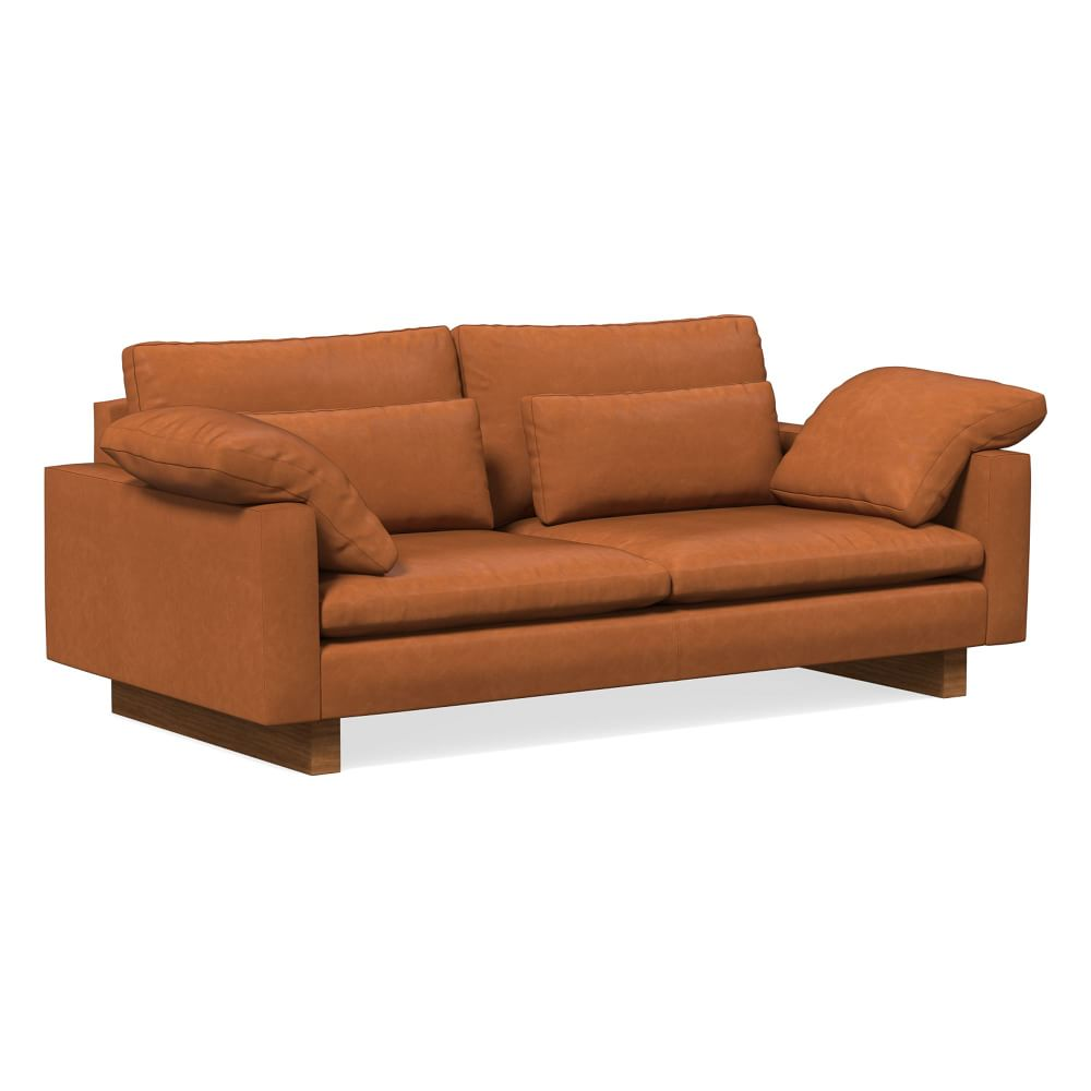 Https Www Westelm Com Products Harmony Leather Sofa 82 H3824