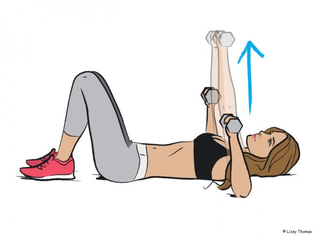 4 Ways To Firm Your Arms With A Foam Roller