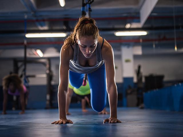 This Is The Best Workout For Weight Loss, According To Science - gym workout for weight loss