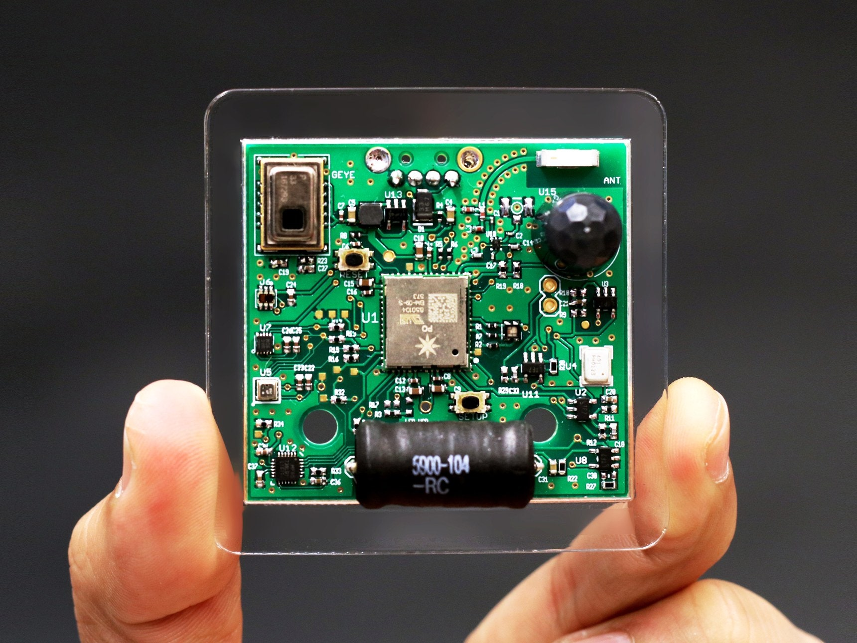 Sensor Smart Home Synthetic Sensors Is A Sensor That Could Soon Make Homes