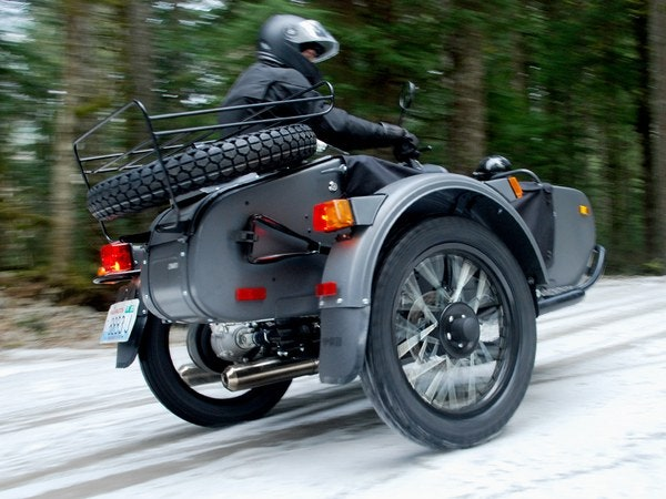 Review Ural Gear-Up Sidecar WIRED