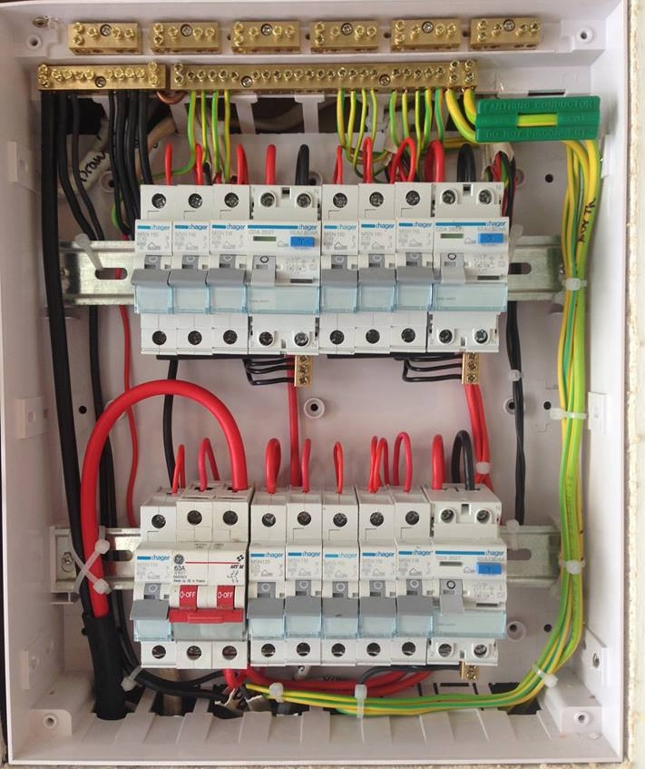 Wiring A Switchboard Nz Electronic Schematics collections