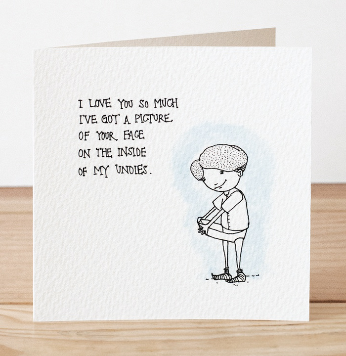 Creepy and Funny Valentine\u0027s Day Cards