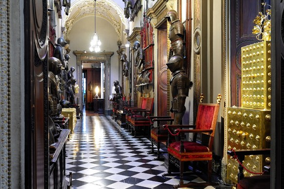 Museo Bagatti Valsecci Milan, Desiree Von Pelt | Yellowtrace.