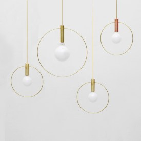Aura Pendants by Ladies & Gentlemen Studio | Yellowtrace.