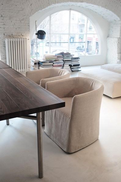 Boffi Apartment on Via Solferino during Salone del Mobile 2013 | Yellowtrace.