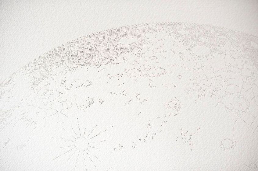 Pinprick drawings by Melbourne artist Miso | Yellowtrace.