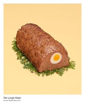 Art in Sausage by Karsten Wegener, Silke Baltruschat & Raik Holst   Yellowtrace.