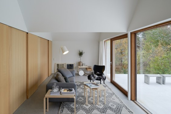 Summerhouse Lagnö by Tham & Videgård Arkitekter | Yellowtrace.