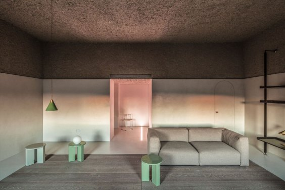 Antonino Cardillo, House of Dust in Rome, Italy | Yellowtrace.