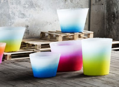 Alba Vases by Massimiliano Adami for Serralunga | Yellowtrace..