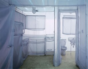Do Ho Suh, Perfect Home II, Kitchen | Yellowtrace