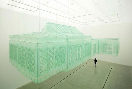 Do Ho Suh, Seoul Home | Yellowtrace