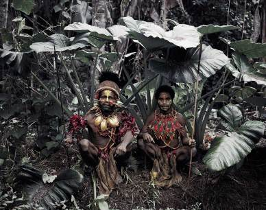 Kalam Tribe, Papua New Guinea. Photo by Jimmy Nelson | Yellowtrace