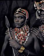 Samburu Tribe, Kenya. Photo by Jimmy Nelson | Yellowtrace