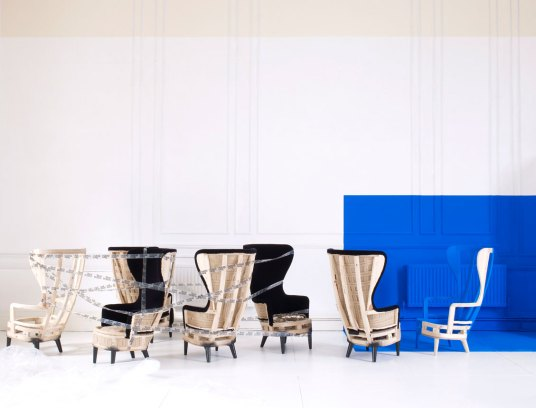 Photo by Henry Bourne for Tom Dixon   Yellowtrace