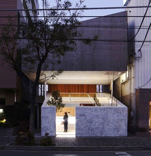 Katsutadai House by Yuko Nagayama | Yellowtrace