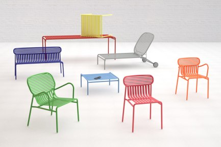 Weekend Outdoor Furniture Collection by Oxyo | Yellowtrace