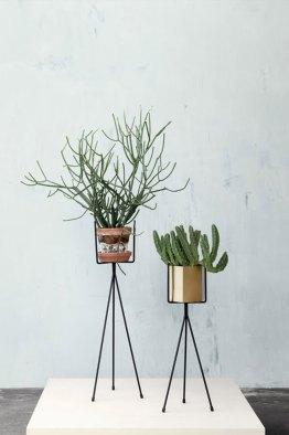 ferm LIVING plant stands, Maison et Objet 2014 | Yellowtrace-02