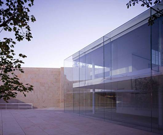 Zamora Offices by Alberto Campo Baeza | Yellowtrace