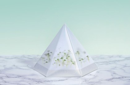 Microgarden Indoor Growing Kit by Tomorrow Machine & INFARM | Yellowtrace