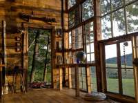 Recycled Window House by Nick Olson & Lilah Horwitz ...