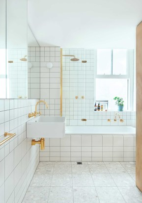 Flinders Lane Apartment by Clare Cousins Architects   Yellowtrace
